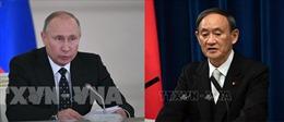 Lãnh đạo Nhật Bản, Nga lần đầu điện đàm, thảo luận các vấn đề tồn đọng