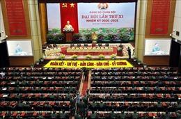 50 Đảng bộ trực thuộc Trung ương tổ chức thành công đại hội nhiệm kỳ 2020-2025