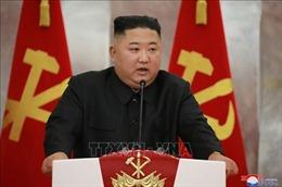 Nhà lãnh đạo Triều Tiên chủ trì cuộc họp Bộ Chính trị về công tác chống dịch COVID-19