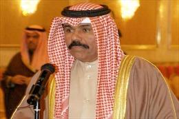 Kuwait có Quốc vương mới