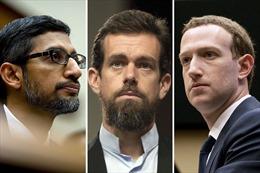 Yêu cầu các CEO công nghệ hầu tòa để điều trần về quyền miễn trừ pháp lý