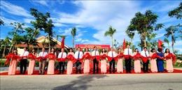 Khánh thành Công viên văn hóa và Nhà lưu niệm đồng chí Tố Hữu