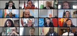 HĐBA thông qua Nghị quyết về buôn bán người và di cư trái phép ở Libya, thảo luận tình hình Cao nguyên Golan