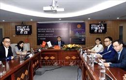 Hội nghị giao thương trực tuyến Việt Nam - Mercosur