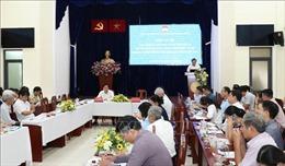 Thống nhất cao việc sắp xếp đơn vị hành chính cấp huyện, xã tại TP Hồ Chí Minh