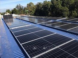 Điện mặt trời mái nhà phát triển mạnh ở phía Nam