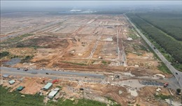 Cơ bản hoành thành giải phóng mặt bằng giai đoạn 1 sân bay Long Thành
