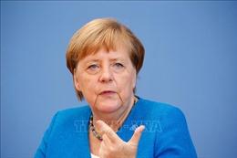 Thủ tướng Merkel khẳng định tầm quan trọng của sự đổi mới công nghiệp