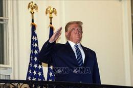 Tổng thống Mỹ D.Trump trông đợi cuộc tranh luận với ông Biden vào ngày 15/10