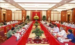 Ba nhiệm vụ trọng tâm, đột phá của Đảng bộ Công an Trung ương