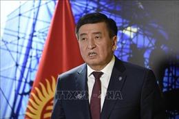 Tổng thống Kyrgyzstan tuyên bố sẵn sàng từ chức