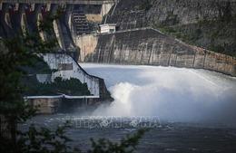 12 giờ ngày 10/10 sẽ mở một cửa xả đáy hồ Thuỷ điện Hoà Bình
