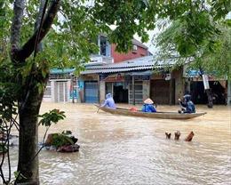 Công điện 1372 của Thủ tướng Chính phủ ứng phó và khắc phục hậu quả mưa lũ miền Trung