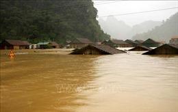 Sẻ chia khó khăn với người dân vùng lũ tỉnh Quảng Bình