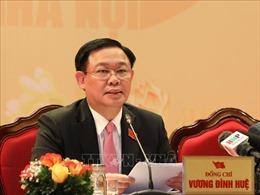 Thông tin kết quả Đại hội Đảng bộ thành phố Hà Nội lần thứ XVII, nhiệm kỳ 2020-2025