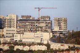 Peace Now: Israel phê chuẩn xây dựng hơn 12.000 nhà tái định cư tại Bờ Tây