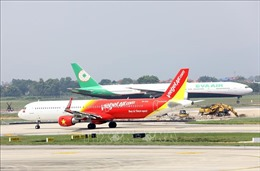 Các hãng hàng không điều chỉnh lịch bay do thời tiết xấu tại miền Trung