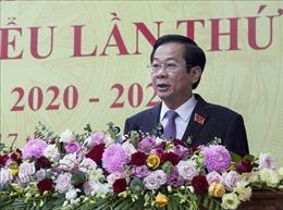 Bế mạc Đại hội Đảng bộ tỉnh Kiên Giang lần thứ XI