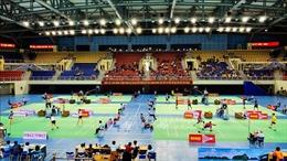 Bế mạc Giải Cầu lông trung, cao tuổi toàn quốc