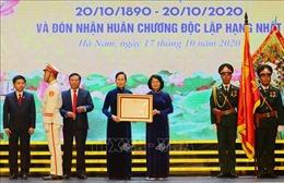 Kỷ niệm 130 năm Ngày thành lập tỉnh Hà Nam