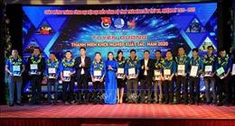Thái Bình tuyên dương 50 thanh niên khởi nghiệp xuất sắc