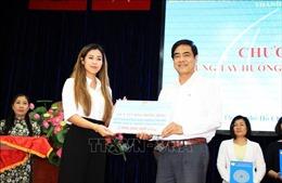Thành phố Hồ Chí Minh phát động chương trình 'Chung tay hướng về đồng bào miền Trung'