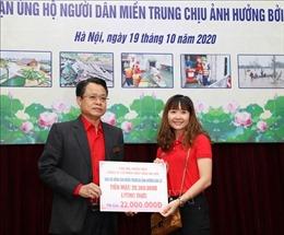 Hội Chữ thập đỏ các cấp chung tay hỗ trợ người dân miền Trung