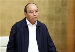 Thủ tướng Nguyễn Xuân Phúc: Tích cực cứu hộ, cứu nạn, đảm bảo an toàn