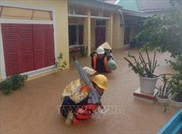 Bộ Y tế cấp 4,2 triệu viên sát khuẩn nước cho các địa phương bị ảnh hưởng do mưa lũ
