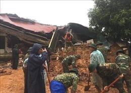 Sạt lở đất ở Hướng Hóa - Quảng Trị: Suốt 40 giờ nỗ lực tìm kiếm 22 nạn nhân