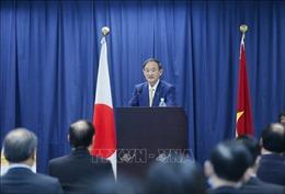 Thủ tướng Suga Yoshihide: 'Tôi yêu Việt Nam - Tôi yêu ASEAN'