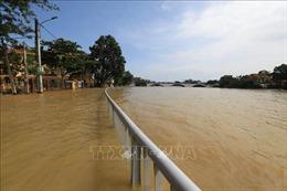 Quảng Bình vẫn còn khoảng 2.000 ngôi nhà bị ngập