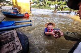 Quảng Bình khẩn trương khắc phục mưa lũ