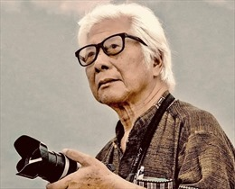 Nghệ sĩ nhiếp ảnh Đinh Quang Thành: Những khoảnh khắc đời người