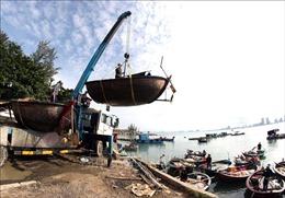 Ứng phó với bão số 9: Đà Nẵng yêu cầu người dân không ra khỏi nhà từ 20 giờ ngày 27/10