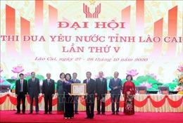 Phó Chủ tịch nước: Lào Cai cần đổi mới thi đua phù hợp với văn hóa của đồng bào