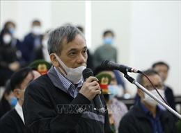 Đề nghị mức án 6 - 7 năm tù đối với hai nguyên Phó Tổng Giám đốc BIDV