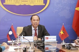 Tham khảo Chính trị Việt Nam - Lào lần thứ 5