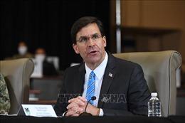 Bộ trưởng Quốc phòng Mỹ, Israel thảo luận vấn đề quân sự trong khu vực