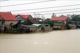 Nghệ An huy động các lực lượng tập trung khắc phục hậu quả mưa lũ