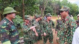 Tích cực cứu nạn, hỗ trợ người dân bị cô lập tại Phước Sơn