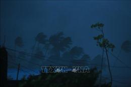 Lào cảnh báo nguy cơ lũ quét do ảnh hưởng của bão Goni