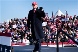 Tổng thống Donald Trump tự tin về khả năng tái đắc cử