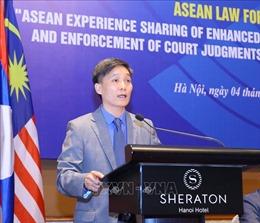 Nâng cao hiệu quả tổ chức thi hành pháp luật