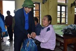 Sức trẻ tình nguyện ở vùng lũ Hà Tĩnh