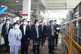 Đoàn Đại biểu cấp cao Quốc hội Hàn Quốc thăm doanh nghiệp tại Đồng Nai
