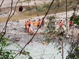 Tìm thêm được nạn nhân trong vụ sạt lở ở xã Trà Leng