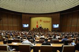 Ngày 6/11, Quốc hội bắt đầu tiến hành phiên chất vấn và trả lời chất vấn