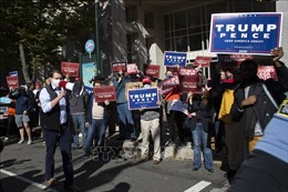 Nguy cơ 'khủng hoảng kép' hậu bầu cử Mỹ