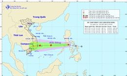 Các tỉnh, thành ven biển và Tây Nguyên chủ động ứng phó với áp thấp nhiệt đới